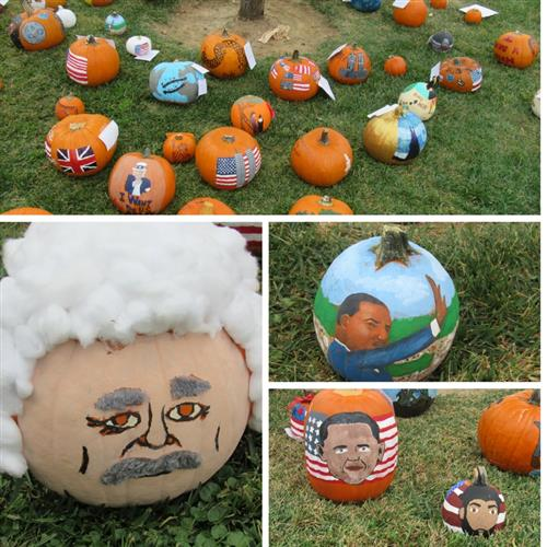 Historical Pumpkin Patch
