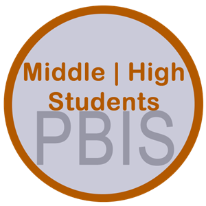 Middle & High Students PBIS Climate Survey Link Information