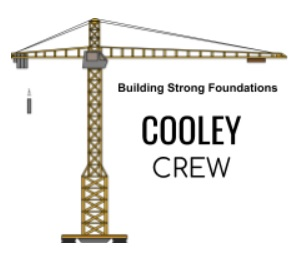 Building Strong Foundations Cooley Crew