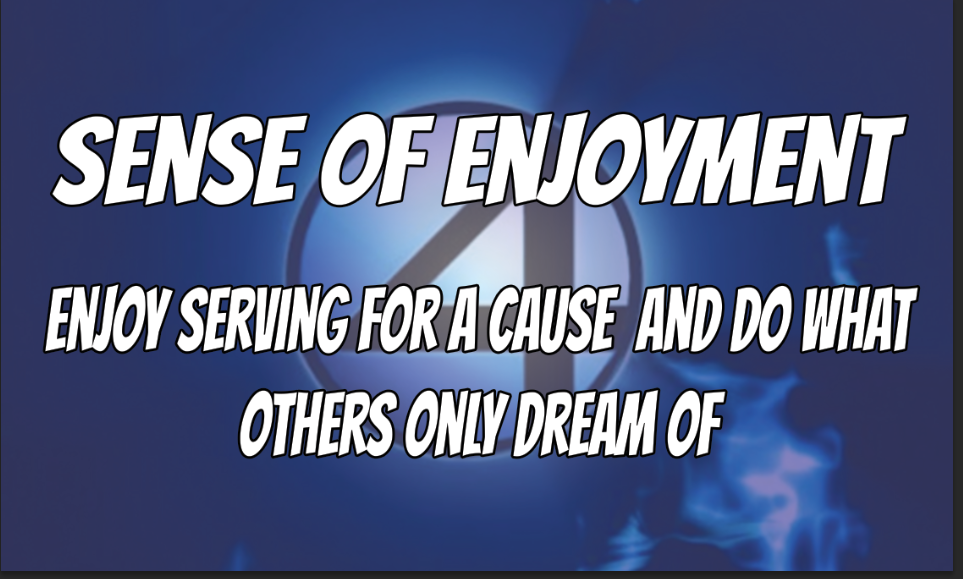 Sense of Enjoyment Image