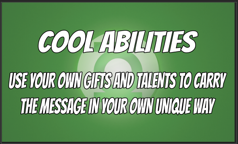 Cool Abilities Image