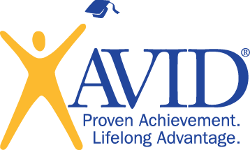 AVID Proven Achievement. Lifelong Advantage