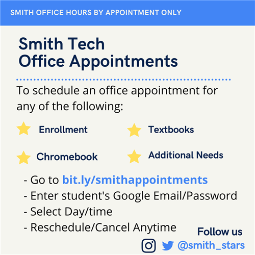 Smith Office Appointments