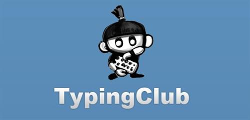 Click here to log in to Typing Club