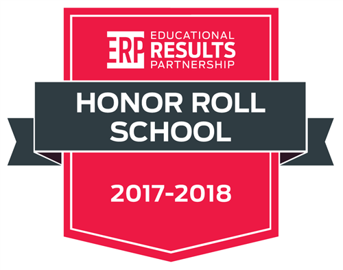 ERP Honor Roll School
