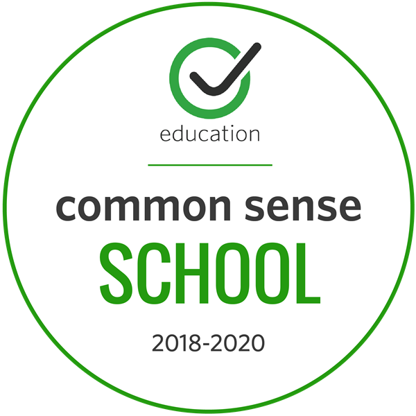 common sense school 2018-2019 badge