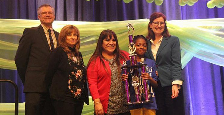 San Bernardino County Science Fair Crowns 37 Gold-Medal Winning Students
