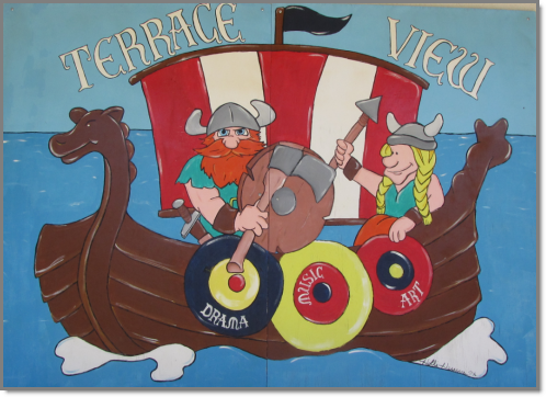 TV Viking Ship Image