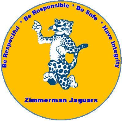 Zimmerman PBIS Logo Image