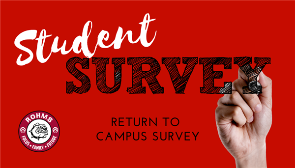 Return to Campus Survey (STUDENT)