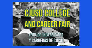 College Fair flyer 2021