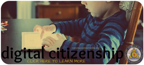 Digital Citizenship & CommonSense.org