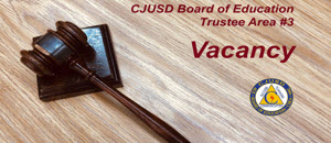 Board of Education Application for Appointment
