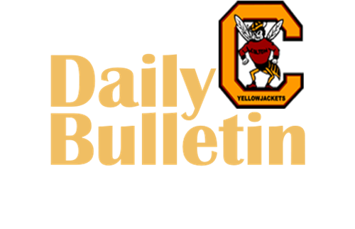 CHS Daily Bulletin